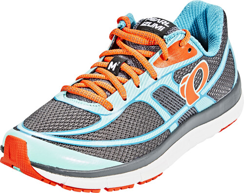 Pearl Izumi Em Route V3 Chaussures Running N2 Femme Gris / Turquoise Nous 9.0 N71gwEm4A4
